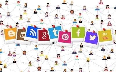Social media a SEO